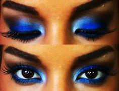 Beauty By Lee: Wanna Dance?..Club Makeup Look