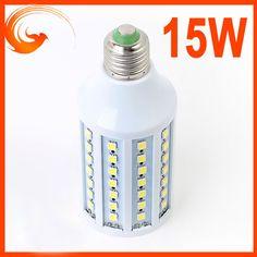 $11.00 (Buy here: https://alitems.com/g/1e8d114494ebda23ff8b16525dc3e8/?i=5&ulp=https%3A%2F%2Fwww.aliexpress.com%2Fitem%2FUltra-bright-LEDbulb-15W-SMD-E27-85-265V-Cold-White-or-Warm-White-light-LED-lamp%2F1070477003.html ) Ultra bright LEDbulb 15W SMD E27 85-265V Cold White or Warm White light LED lamp with 86led 360 degree Spot light Free shipping for just $11.00