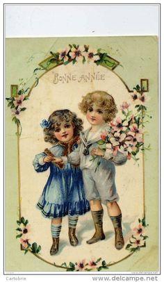 Cartes Postales > Thèmes > Enfants > Non classés - Delcampe.fr