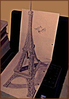 Effel Tower by Yasser Ansari