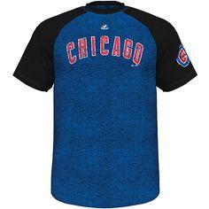 Chicago Cubs Club Favorite Raglan T-Shirt - MLB.com Shop