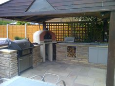 Client photo gallery for Italian wood fired oven projects
