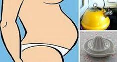 Eliminas casi Toda la Grasa del Vientre en una sola Noche con esta Dieta Efectiva - Mujer y Estilo