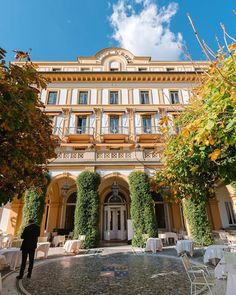 Villa d'Este in Lake Como | POPSUGAR Home