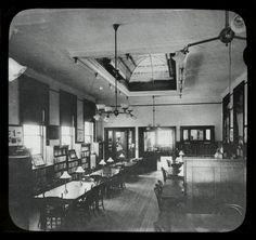 Aguilar Branch, 174 E. 110th St., Children's room. Photo by Lewis Hine.