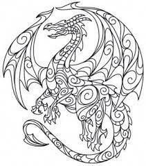 Ideas Embroidery Designs By Hand Urban Threads Coloring Pages Free Printable Coloring Pages, Coloring Book Pages, Coloring Sheets, Hand Embroidery Designs, Embroidery Patterns, Diy Embroidery, Embroidery Jewelry, Dragon Coloring Page, Quilled Creations