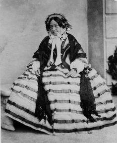 The Duchess of Kent, Queen Victoria's mother.