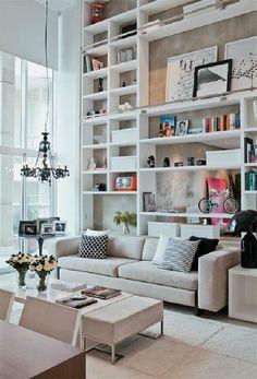 fabelhafte Bücherregale weiß couch kaffeetisch design