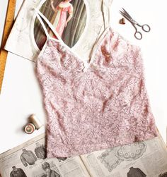Clara Camisole Ohh Lulu 1315 Instant Download PDF Sewing Pattern on Etsy, $9.00