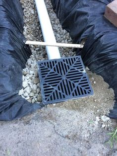 How to install a french drain in your back yard do it yourself french drain with dry well solutioingenieria Images