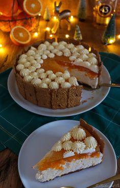 Spekulatius-Torte mit Mandarinen (no bake) Spekulatius-Torte mit Mandarinen bake pies recipes No Bake Cookies, Cookies Et Biscuits, Cake Cookies, No Bake Cake, Holiday Cookie Recipes, Holiday Desserts, Holiday Baking, Food Cakes, Cupcake Cakes