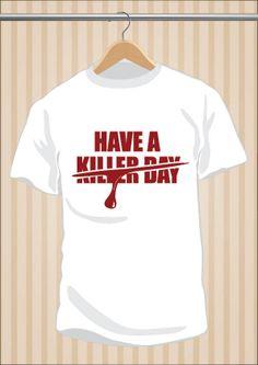 #Dexter #TShirt #Camiseta #Tee #Art #Design #Killer por 17,99€ y envío #gratis sólo en www.UppStudio.com