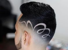 70 Best Haircut Designs for Stylish Men - Ideas] Undercut Hairstyles Women, Undercut Styles, Undercut Women, Pompadour Hairstyle, Black Girls Hairstyles, Shaved Undercut, Shaved Hair, Haircut Designs For Men, Badass Haircut