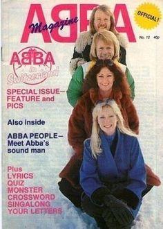ABBA Official Magazine 1979 No.12