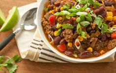 Beef, Bean and Veggie Chili (280 cals) by Whole Foods Market