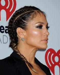 Les tresses africaines de Jennifer Lopez