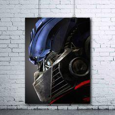 Optimus Prime - Optimus Printables - Transformers - Optimus Print - Optimus Prime Poster - Transformers Poster - Optimus Art - Printables - pinned by pin4etsy.com