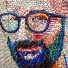 SÁBADO INTENSIVO (6 horas) SÁBADO 17 de 11:00h a 14:00h / de 16:00h a 19:00h en MADRID (17/10/2015) – YOLANDA ANDRÉS EMBROIDERY, apúntate online en The Hobby Maker