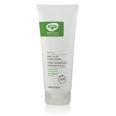 Green People Daily Aloe Conditioner 200ml `5034511 000230 Gentle, purifying conditioner for all hair types http://www.MightGet.com/january-2017-11/green-people-daily-aloe-conditioner-200ml-5034511-000230.asp