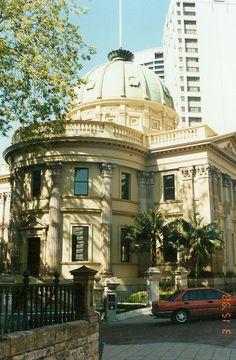 Brisbane, Australia - Travel Photos by Galen R Frysinger, Sheboygan, Wisconsin  Tom and I March 2, 2012