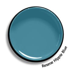 Resene Hippie Blue is playful and amusing, a mid blue from the 1960s. From the Resene Multifinish colour collection. Try a Resene testpot or view a physical sample at your Resene ColorShop or Reseller before making your final colour choice. www.resene.co.nz