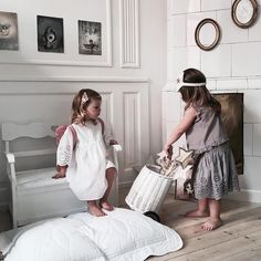 2bab5c4110 Busy little Bonne Mère people ♡ Happy Sunday ♡ . . Sweetest capture of the  girls