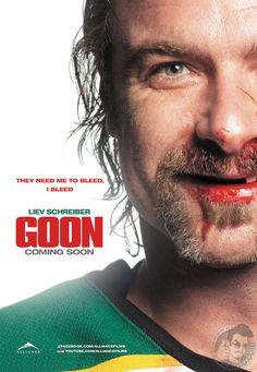 Goon. My new favorite movie, worth the 9.99 on demand.