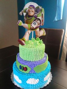 Pastel Buzz Lightyear