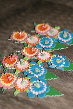 Appliqued leather ornament New Collection 2016 Fashion Details, Fashion Art, Applique, Ornaments, Modern, Leather, Collection, Trendy Tree, Decorations
