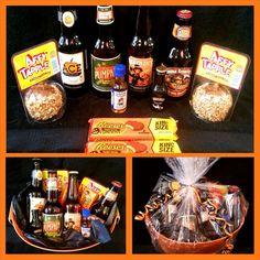 halloween adult gift basket