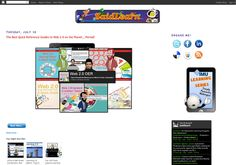 Web 2, Learning Tools, Knowledge, Teaching, Education, Onderwijs, Learning, Facts, Tutorials