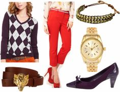 Dsquared2 prefall 2012 inspired outfit 3