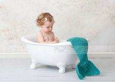 Little Mermaid Photography Prop...Soooo cute!!