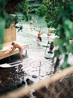 Paddle Boarding on the North Shore of Hawaii. Started my addiction to paddle boarding :) Hawaii Vacation, Hawaii Travel, Dream Vacations, Surf Travel, Oahu Hawaii, Beach Travel, Oh The Places You'll Go, Places To Travel, Places To Visit