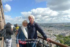 Paris-Seven Romantic Places to Picnic - Footloose Boomer Most Romantic Places, Romance And Love, Picnic, Spaces, City, Reading, Image, Picnics, Cities