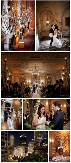 A Yale Club Wedding Noa Josh