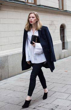 Tenue De Bureau Chic, Mode Au Bureau, Style De Bureau, Photographie De Mode