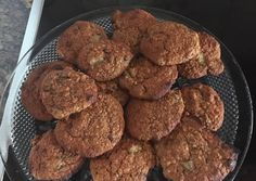 Cake Recipes, Vegan Recipes, Cooking Recipes, Healthy Biscuits, Banana Oatmeal Muffins, Desert Recipes, Healthy Desserts, Kids Meals, Food Porn
