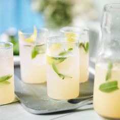 Heston's gin with grapefruit and ginger beer