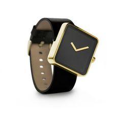 Armbanduhr Slip Watch Gold, 150€, jetzt auf Fab.