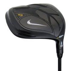 Covet. Nike Golf SQ Machspeed Women's Black Square STR8-FIT Tour Driver