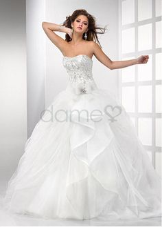 Hochzeitskleid prinzessin glitzer  Hochzeitskleid
