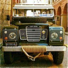 Land Rover 88 Serie III.