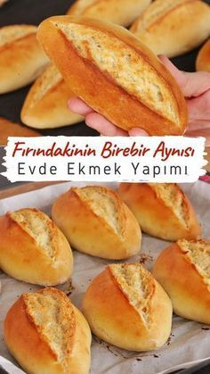 Making Bread at Home (with video) - Delicious Recipes - How to Make Bread Making at home (with video) Recipe? Illustrated explanation of this recipe in - Wine Country Gift Baskets, Turkish Recipes, Crunches, Hot Dog Buns, Smoothie Recipes, Hamburger, Dinner Recipes, Food And Drink, Cooking Recipes