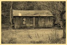 old shack in the woods Old Abandoned Houses, Abandoned Buildings, Old Houses, Old Farm, Better Life, Old Photos, Sweet Home, Old Things, Cabin