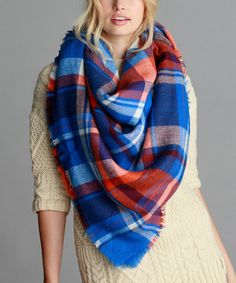 An oversize cut channels cozy-chic vibes, and classic plaid exudes cool-girl style.