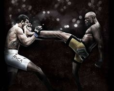 Ultimate Fighting Championship Wallpaper HD Widescreen