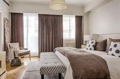 8 propuestas para decorar tu cuarto  Una alfombra sirve para delimitar y enmarcar la zona de la cama. Además, aporta una sensación de calidez al espacio.  Foto:Living /Archivo LIVING