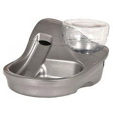 Auto Cooling & Flowing Water Dish, Pet Essentials for Summer - Look What I Found! | Wayfair