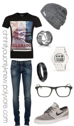 """""""Untitled #55"""" by ohhhifyouonlyknew on Polyvore"""